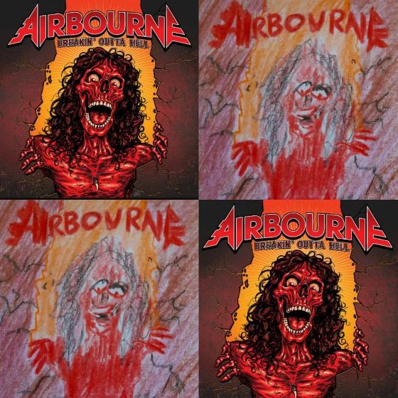 Airbourne - Breakin
