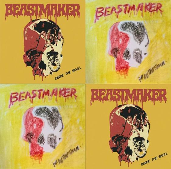 Beastmaker - Inside