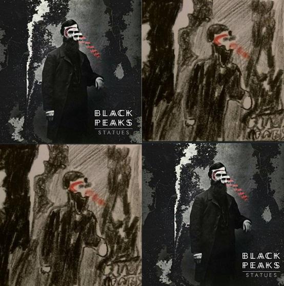 Black Peaks Statues