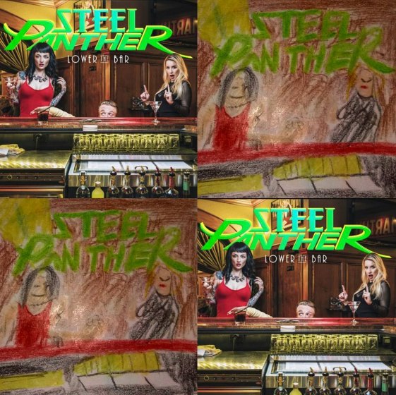 Steel Panther Lower
